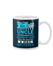 They Call Me UNCLE  Mug tile
