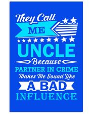 They Call Me UNCLE  Vertical Poster tile