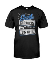 Great Brothers Get Promoted to UNCLE Classic T-Shirt thumbnail