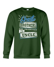 Great Brothers Get Promoted to UNCLE Crewneck Sweatshirt tile