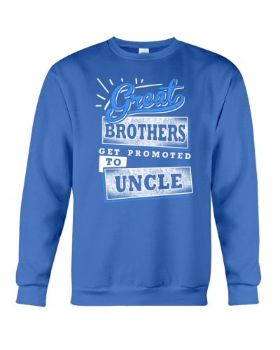 Great Brothers Get Promoted to UNCLE