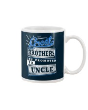 Great Brothers Get Promoted to UNCLE Mug thumbnail