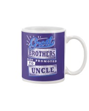 Great Brothers Get Promoted to UNCLE Mug front