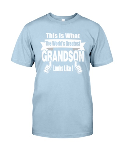 The world's Greatest Grandson