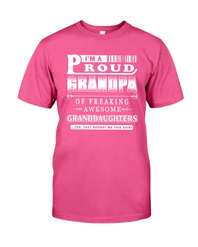 I'm a Proud Grandpa of Awesome Granddaughters
