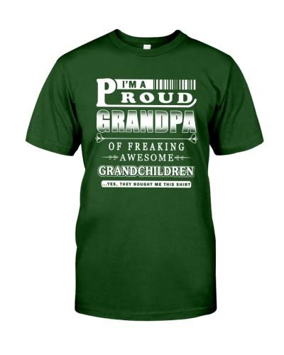 I'm a Proud Grandpa of Awesome Grandchildren
