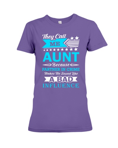 They call me AUNT