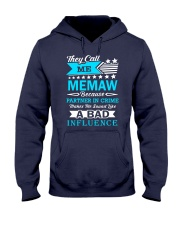 They call me MEMAW Hooded Sweatshirt thumbnail