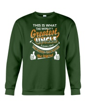 UNCLE - The Man The Myth The Legend Crewneck Sweatshirt thumbnail