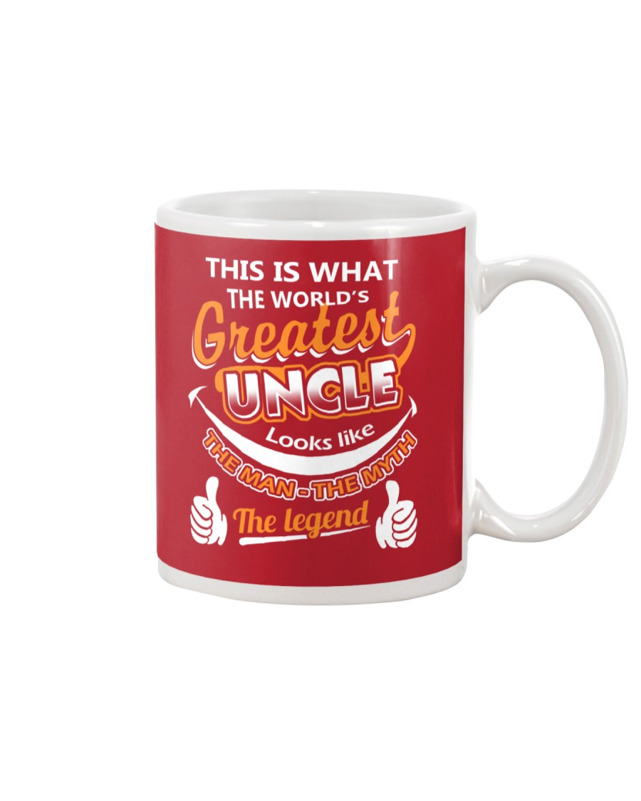 UNCLE - The Man The Myth The Legend Mug