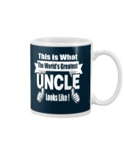 The world's Greatest Uncle Mug thumbnail
