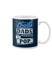 Great Dads Get Promoted to POP Mug thumbnail
