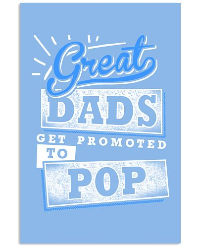Great Dads Get Promoted to POP