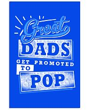 Great Dads Get Promoted to POP 16x24 Poster thumbnail