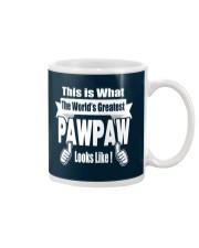 The world's Greatest Pawpaw Mug thumbnail