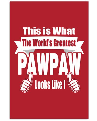 The world's Greatest Pawpaw