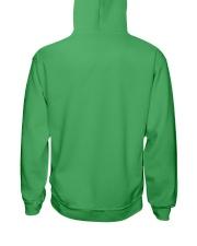 No One Is Born Racist Hooded Sweatshirt back