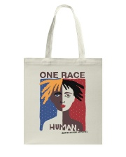 One Race - Human Tote Bag thumbnail