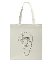 Frauenrechte statt rechte Frauen - Frida Kahlo Tote Bag thumbnail