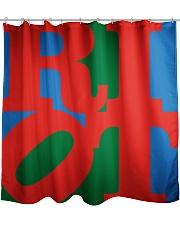 Love Riot - Riot Series Shower Curtain thumbnail