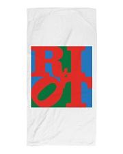 Love Riot - Riot Series Beach Towel thumbnail