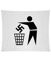 "Trash Wall Tapestry - 60"" x 51"" thumbnail"