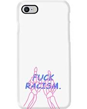 Fuck Racism - Pink Bones Phone Case tile