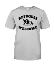Refugees Welcome Classic T-Shirt thumbnail