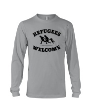 Refugees Welcome Long Sleeve Tee thumbnail