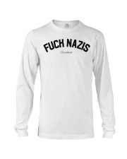 FUCK NAZIS - Worldwide Long Sleeve Tee thumbnail