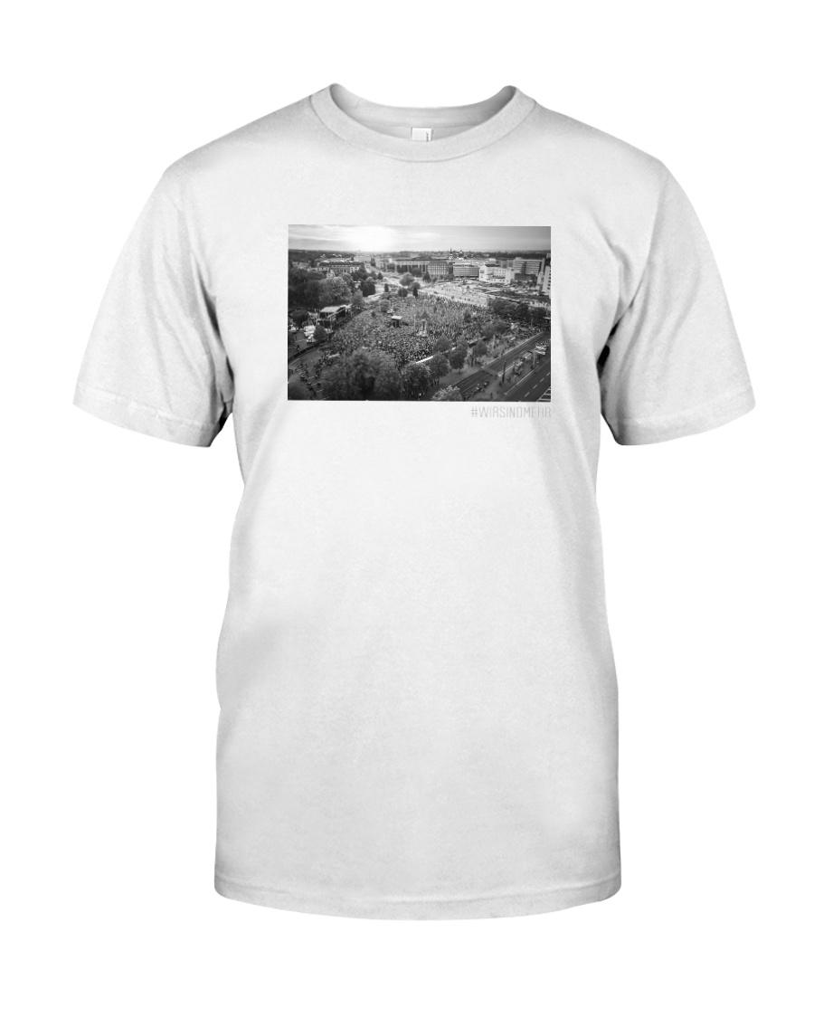 Wir Sind Mehr - Chemnitz Classic T-Shirt