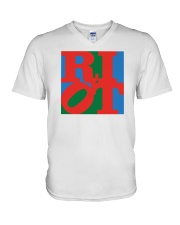Love Riot - Riot Series V-Neck T-Shirt thumbnail