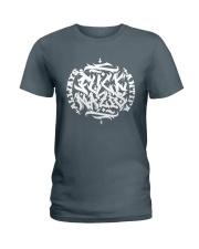 FUCK NAZIS by Roja 161 Ladies T-Shirt thumbnail