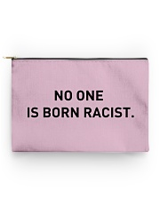 No One Is Born Racist Accessory Pouch - Standard thumbnail