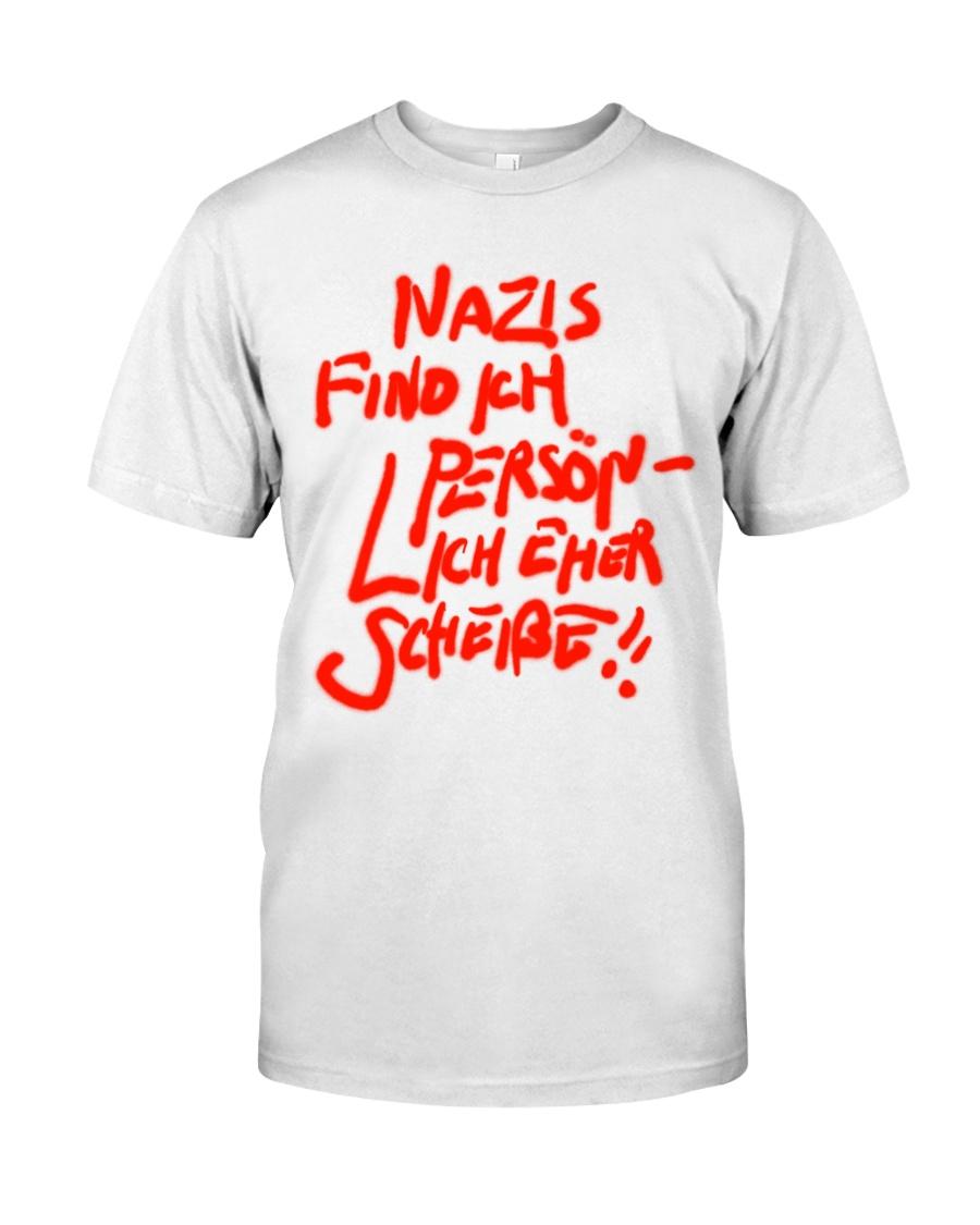 Eher Scheisse Classic T-Shirt