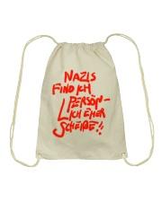 Eher Scheisse Drawstring Bag thumbnail