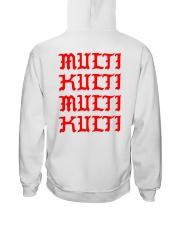 MULTI KULTI Hooded Sweatshirt back