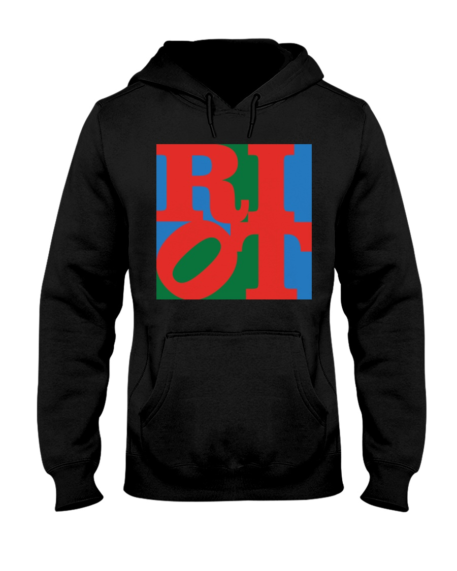 Love Riot - Riot Series Hooded Sweatshirt