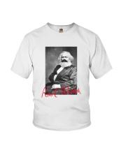 Karl Marx - Signature Youth T-Shirt thumbnail