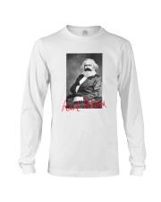 Karl Marx - Signature Long Sleeve Tee thumbnail