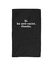 be anti-racist Hand Towel thumbnail