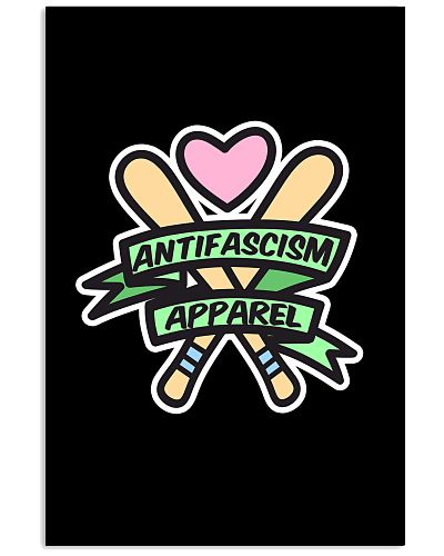 Antifascism Apparel - Bats 'n' Banners