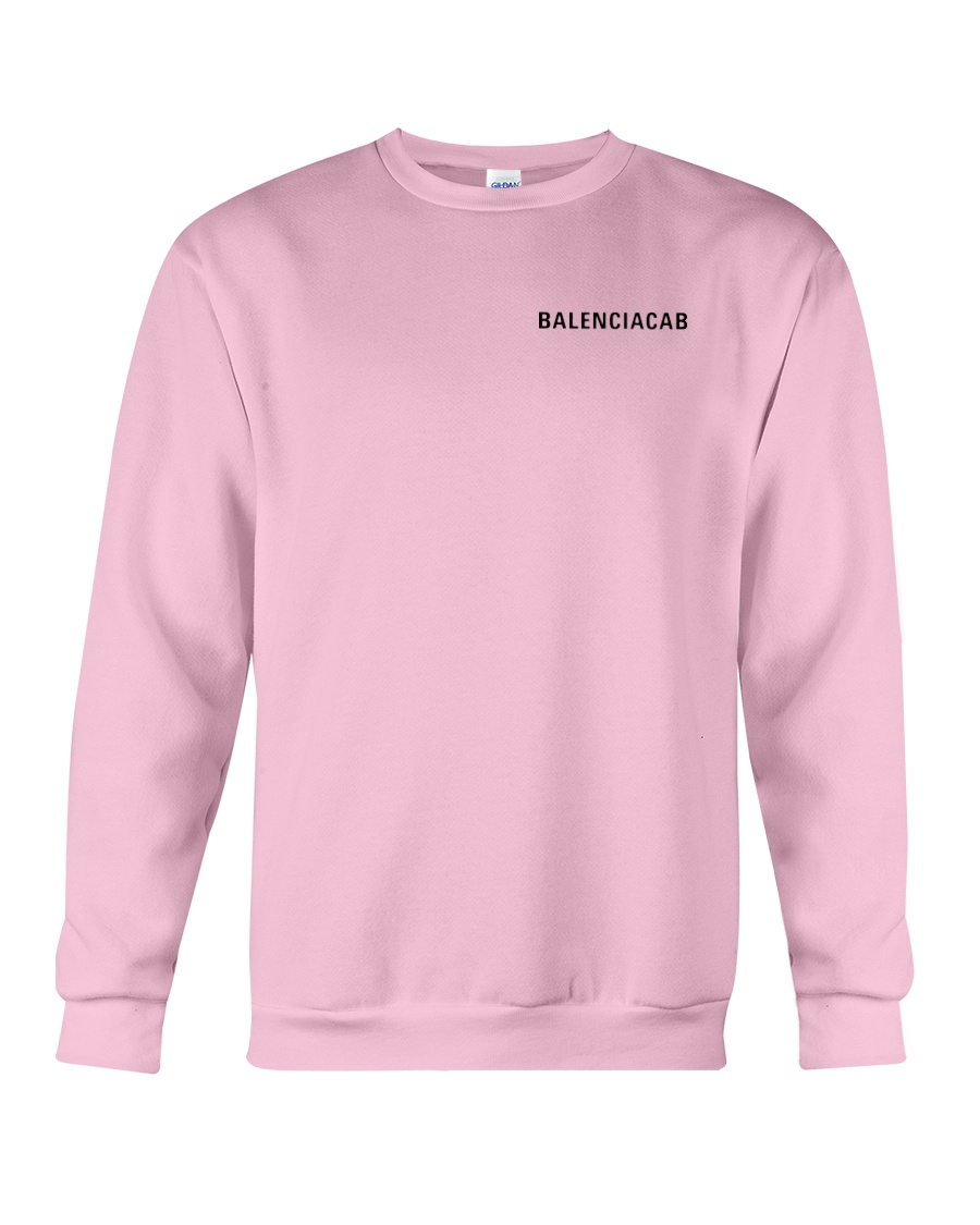 BALENCIACAB Crewneck Sweatshirt