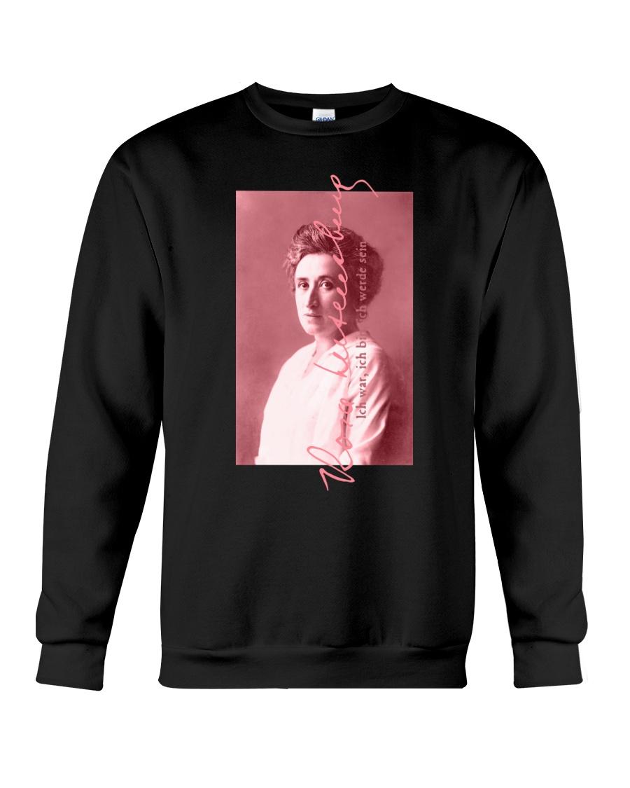 Rosa Luxemburg Crewneck Sweatshirt