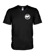 Antifaschistische Aktion V-Neck T-Shirt thumbnail