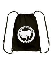 Antifaschistische Aktion Drawstring Bag thumbnail