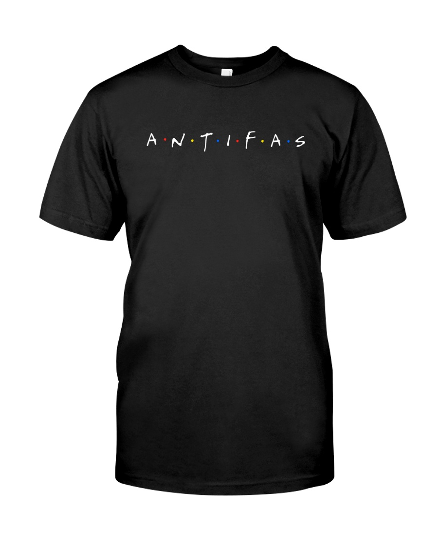 All My Friends Are Antifas Classic T-Shirt
