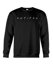 All My Friends Are Antifas Crewneck Sweatshirt thumbnail