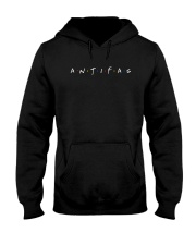 All My Friends Are Antifas Hooded Sweatshirt thumbnail