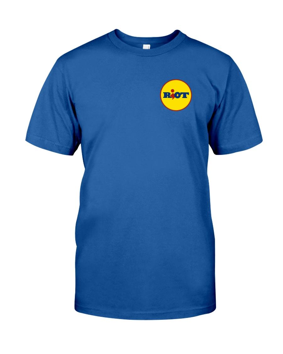 Supermarket - Riot Series Classic T-Shirt